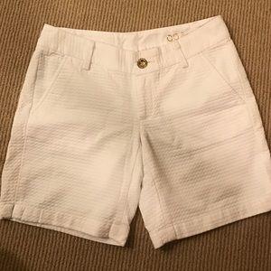 White Lilly Pulitzer Shorts- NWT